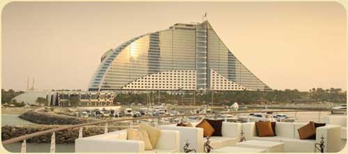 DUBAI LYXHOTELL